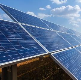 metal stamping for solar panels