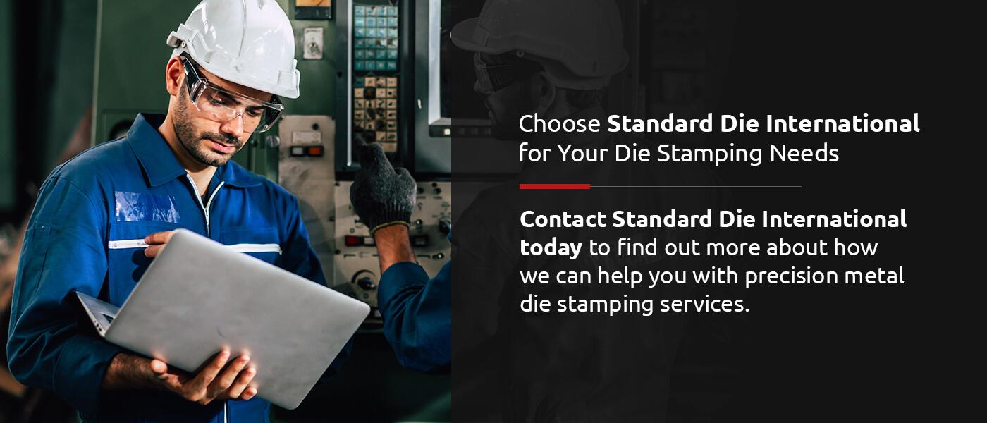 Contact Standard Die