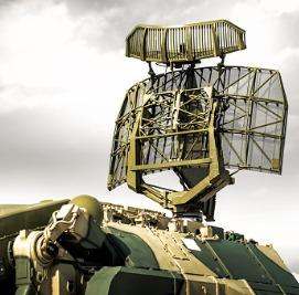 military aircraft tracking radar